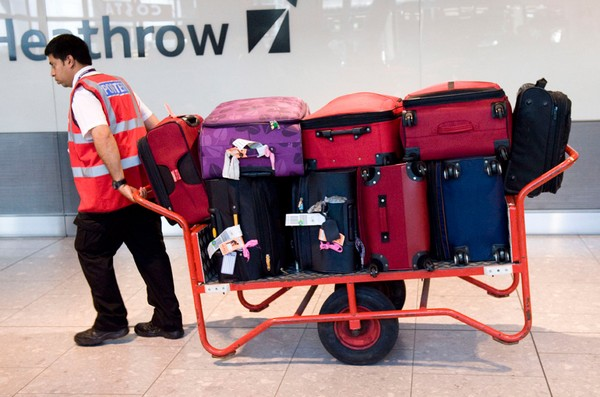 Packing Your Bags for the Airport