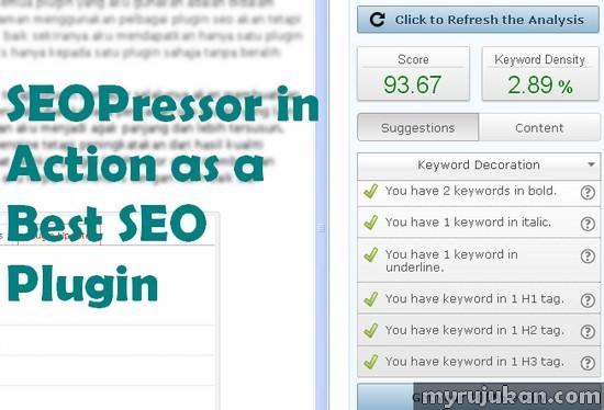 SEOPressor Sebuah Plugin SEO Terbaik Bagi WordPress