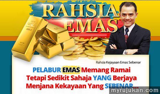 Ebook Pelaburan Emas