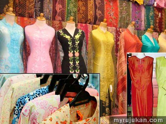 Membuka Bisnes Baju Kurung Dan Senarai Supplier Murah