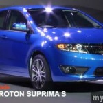 Launch Of Proton Suprima S