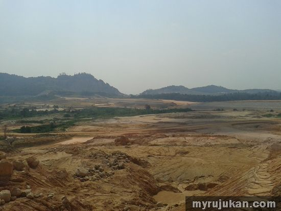 mengkuang dam expansion project