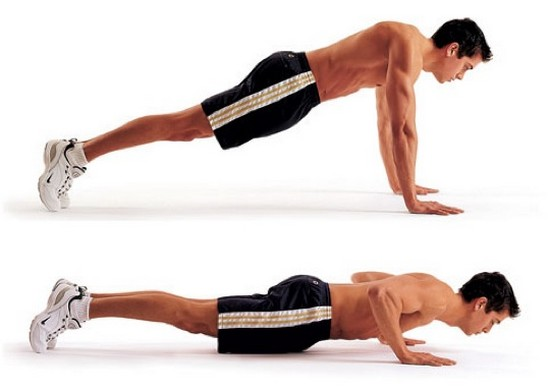 Best Push Up Workout