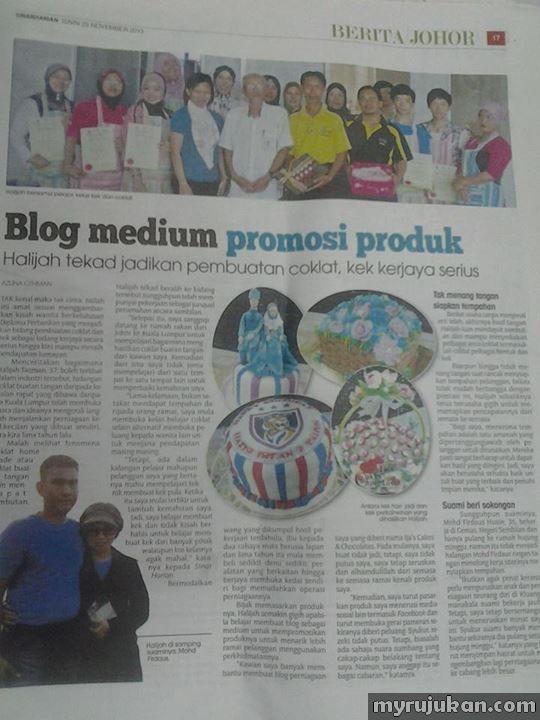 Pembuat Kek Pavlova Mudah Sedap Johor Masuk Sinar Harian