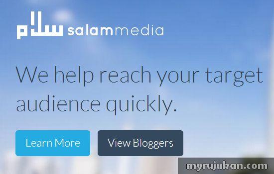 Salam Media Pengiklanan Islamik Terbaru Blogger Malaysia