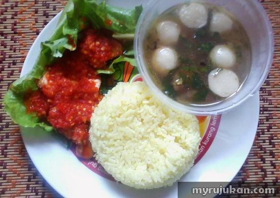 Resepi Nasi Ayam Simple Dan Sedap Johor