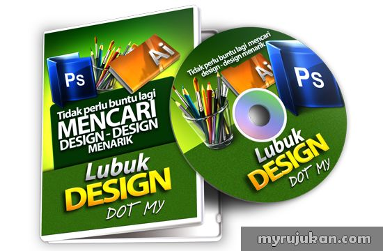 Sumber Template Design Pereka Grafik Photoshop