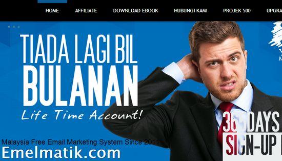 Bina Email List Autoresponder Dengan Emelmatik