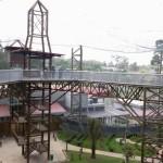 Melaka Bird Park - view 1