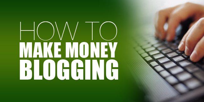 Pendapatan Bulanan Blog