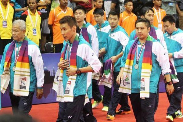Piala Thomas 2014 Dan Badminton Malaysia