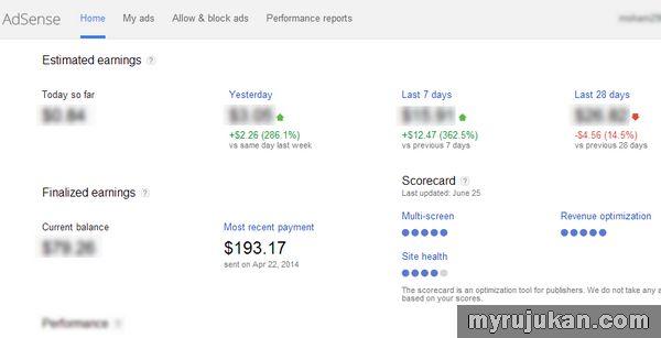 Perkara Asas Sebelum Memohon Google Adsense