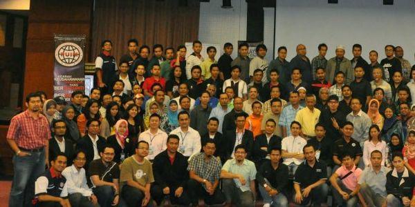 Seminar Persatuan Usahawan Internet Malaysia (PUIM)