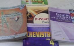 Mata Pelajaran Kimia Dan Lain Lain