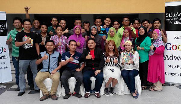 Bengkel Kelas Adwords Malaysia