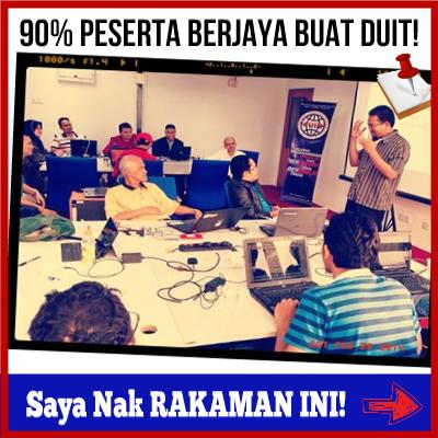 Jualan Rakaman Seminar Affiliate Niche Kerjaya Graduan