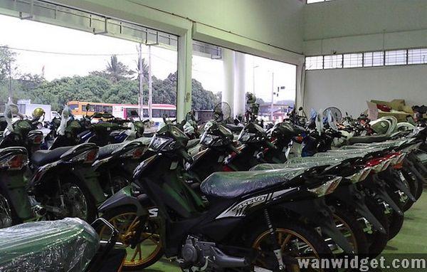 Beli Motosikal Dengan Cara Ansuran Hutang