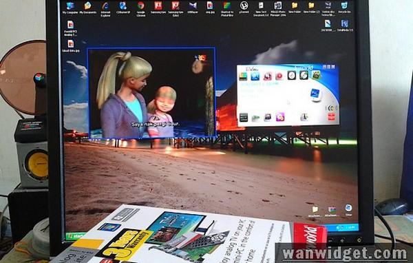 Menonton TV Di PC