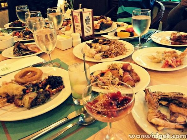 Ramadhan Buffet – Evergreen Laurel Hotel Penang