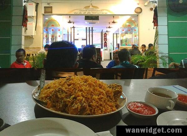 Restaurant Nasi Arab Qasar Hadramawt