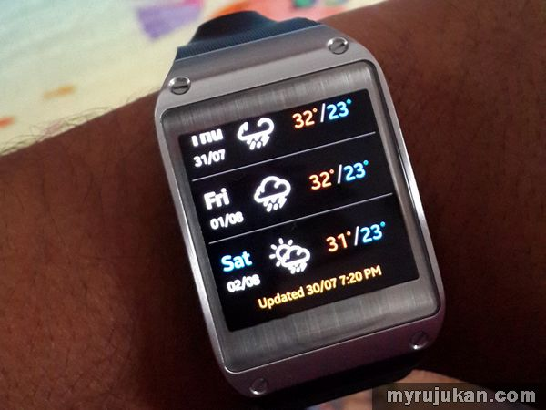Best Ker Samsung Galaxy Gear Smartwatch