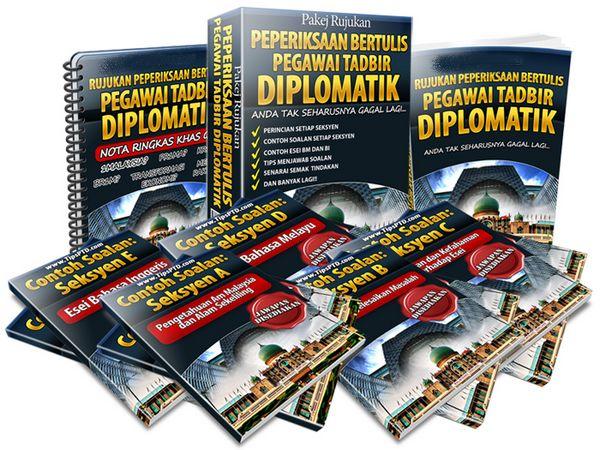 Buku Rujukan Pegawai Tadbir Diplomatik