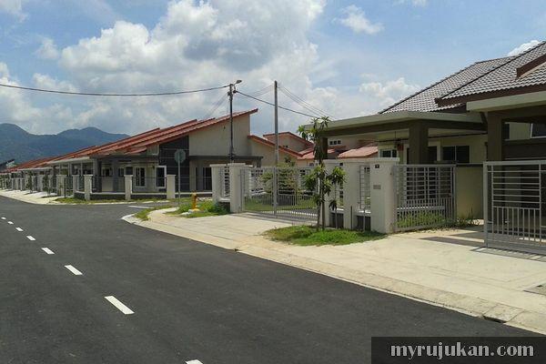 Taman Seri Impian Impiana Casa Kluang Johor