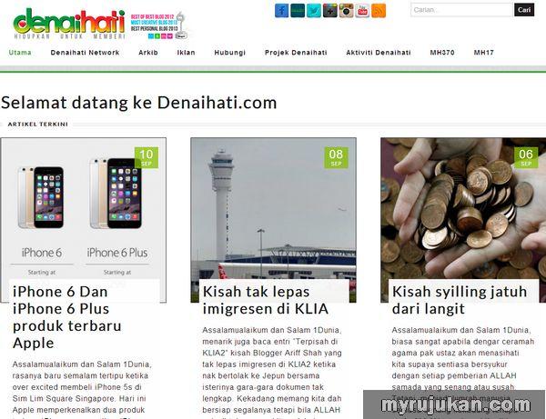 Top Blogger Malaysia Yang Perlu Anda Tahu