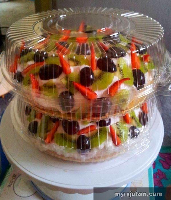 Kek Pavlova Untuk Di Jual