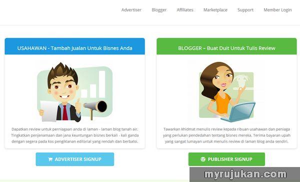 Jom Buat Duit Dengan Advertorial Malaysia