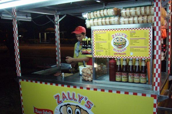 Panduan Memulakan Perniagaan Burger