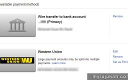 Adsense Wire Transfer Malaysia Sebagai Primary Payment