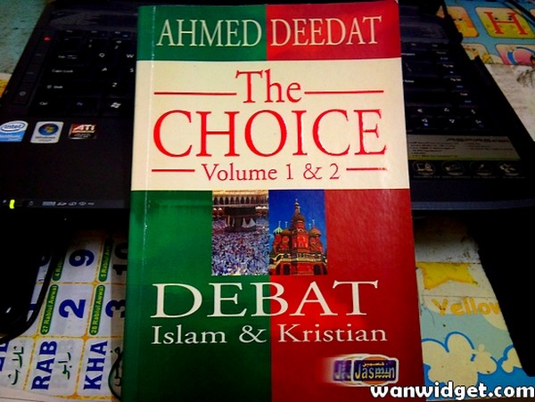 Buku Ahmed Deedat – The Choice