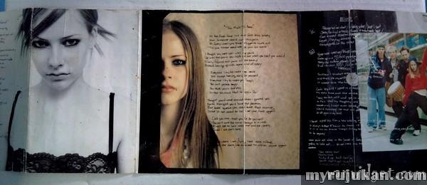 Belajar Bahasa English Dengan Lagu Avril Lavigne