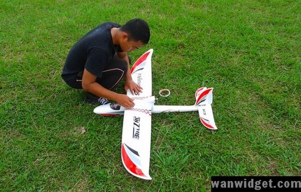 Beli Kapal Terbang Remote Control Sky Surfer V3