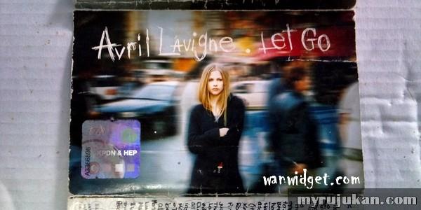 Kaset Cover Avril Lavigne
