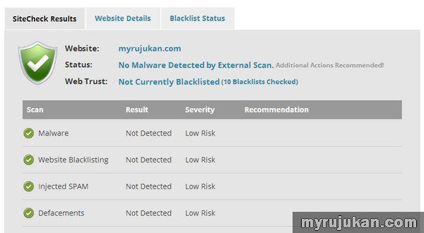 Cara Selesaikan Masalah Serangan Malware di Blog
