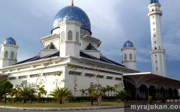 Masjid Abdullah Fahim Bertam Kepala Batas