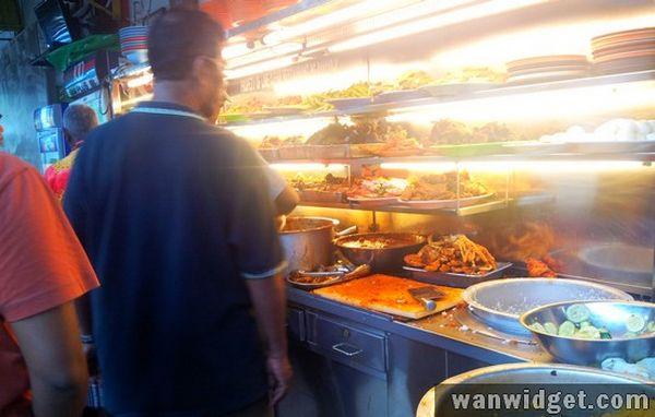 Nasi Kandar Line Clear Pulau Pinang