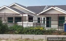 Pinggiran Bertam Perdana - Rumah Kelisa Dalam Pembinaan