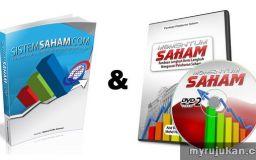 eBook dan DVD Video Panduan Melabur Saham