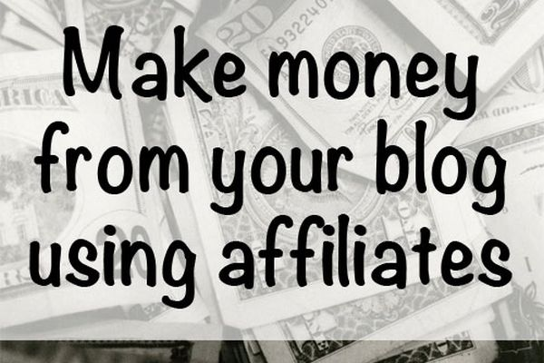Peluang Side Income Affiliate Dari Blog
