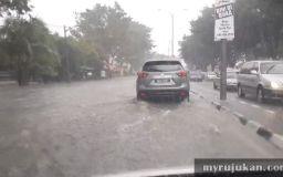 Banjir di SunShine Bayan Baru