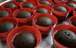 Cara Membuat Muffin Chocolate Gebu