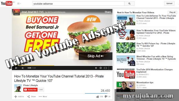 Personal Coaching Buat Duit Dengan Youtube Video