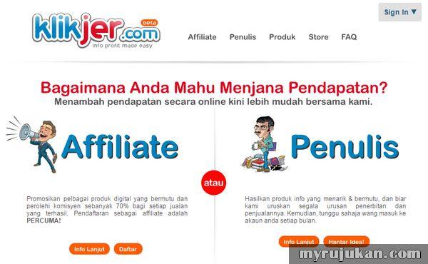 Cara Hendak Menjual eBook Malaysia