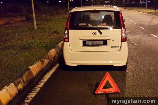 Attenuator Perodua Viva Rosak Dan Perlu Di Ganti