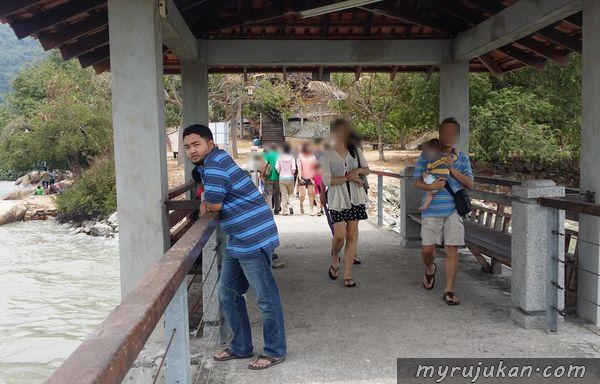 Jeti Pulau Aman Batu Kawan Dan Mee Udang