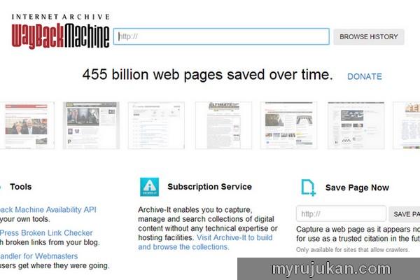 Cara Membuka Website Offline Yang Tidak Aktif