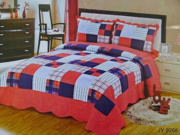 pembekal cadar patchwork cotton